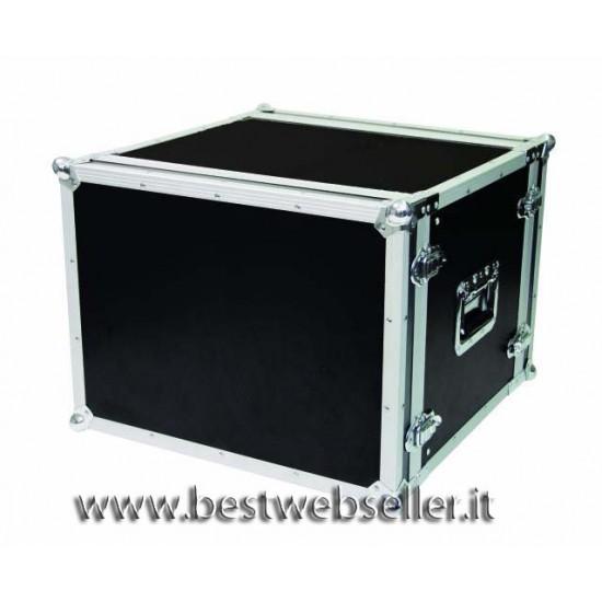 Flightcase contenitore da trasporto per effetti audio, amplificatori ROADINGER