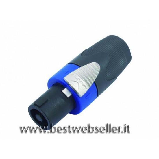 NEUTRIK Speakon SPX cable-plug 4-poles