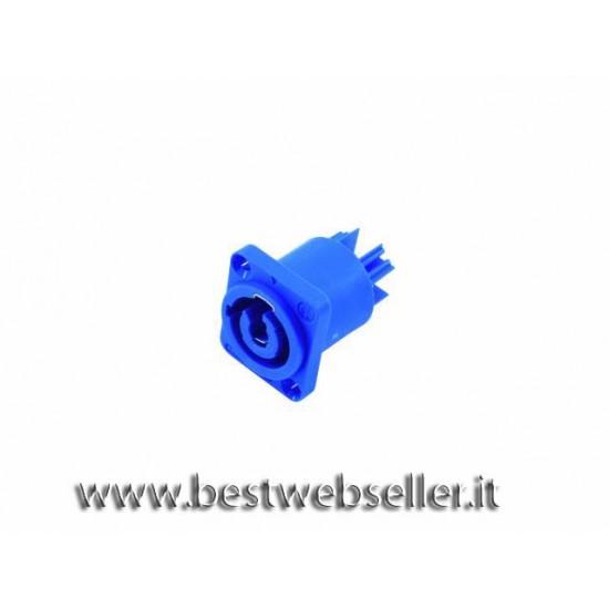 NEUTRIK PowerCon mountin connettore blu