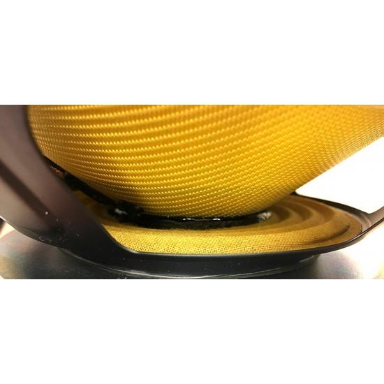 Woofer RCE SB250 Altoparlante ad alta Potenza con Cono in Fibra di Aramide 250 Watt Subwoofer Marchio Italiano