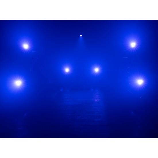 Effetto luce PAR con LED RGB ed effetto stroboscopico DMX - EUROLITE LED PARty Hybrid Spot