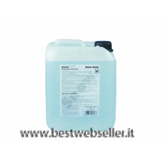 Liquido Per Macchina Della Schiuma Neve EUROLITE 5L