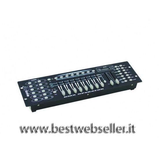 Centralina EUROLITE DMX operator 192 channels