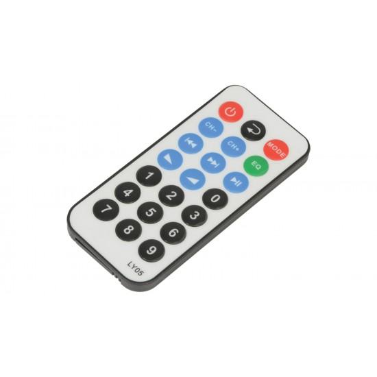 Cassa Acustica Amplificata Karaoke Portatile Ricaricabile con Bluetooth, Radio, USB, SD, MP3, Microfoni Wireless, Ingresso Chitarra, Equalizzatore (15')