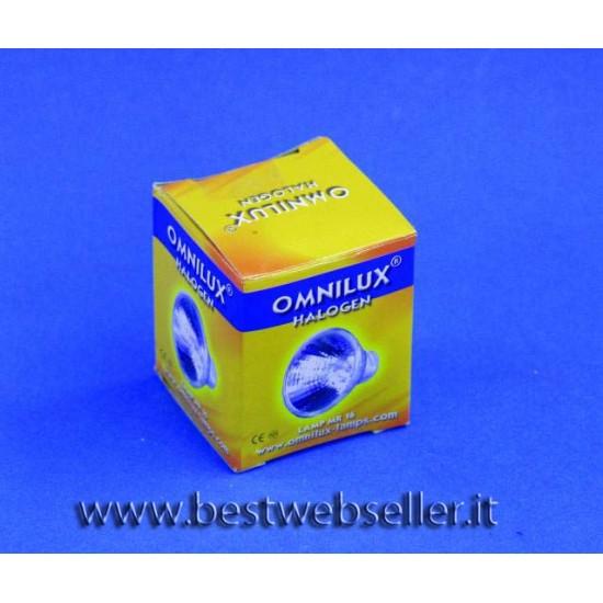 OMNILUX ELH 120V/300W GY-5.3 w. 50mm refl