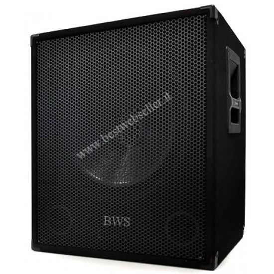 SubWoofer Attivo Amplificato 600 Watt BWS163