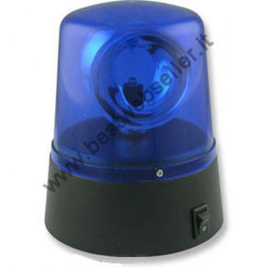 Lampeggiante LED Mini Effetto Luce BLU