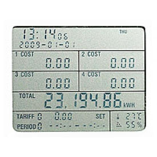 Misuratore Pro Di Consumo Energia Elettrica Wireless II