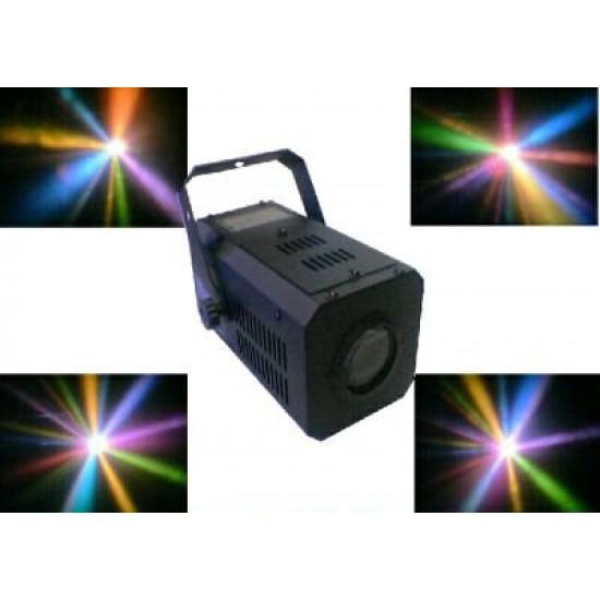 Effetto Luce Moonflower Classic con microfono interno 12V/50W