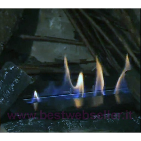 Bruciatore Al Bioetanolo - Ecologico Design Mod2