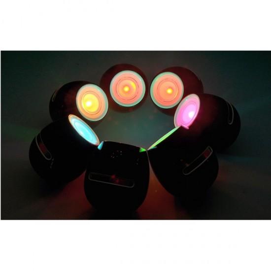 Lampada Led Ricaricabile Design RGB USB - Idea Regalo