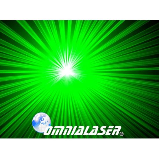 OmniaLaser - Effetto Luce Laser LaserShow Verde OL-130G