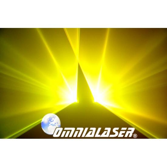 OmniaLaser - Effetto Luce Laser LaserShow RGY DMX OL-D400RGY