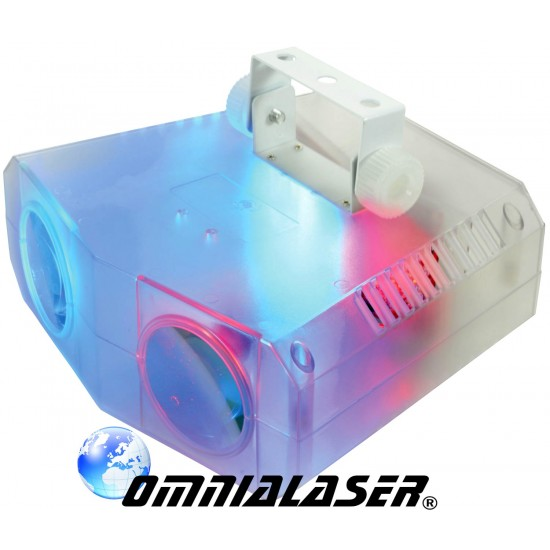 Effetto Luce Dual Gem Led Con Microfono interno