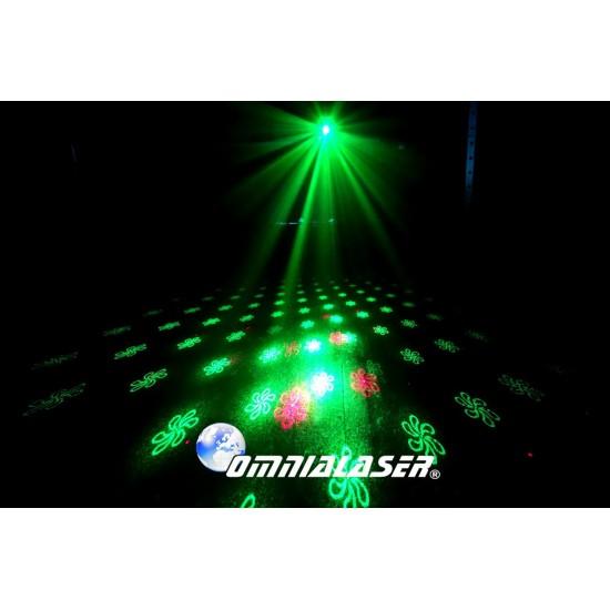 OmniaLaser - Effetto Luce Laser Stellare OL-GOB24RG GOBOS