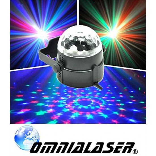 Effetto Luce OmniaLaser Moonflower LED RGB OL-MFL5