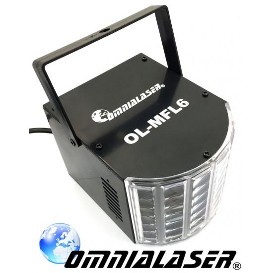 Effetto Luce OmniaLaser Derby LED RGB OL-MFL6