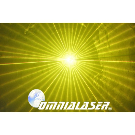 OmniaLaser - Laser 5 Watt Animazione ILDA DMX OL-PRO5WRGB SD 40K