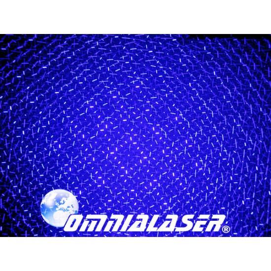 OmniaLaser - Effetto Luce Laser Stellare BLU/VIOLA DMX OL-S900B