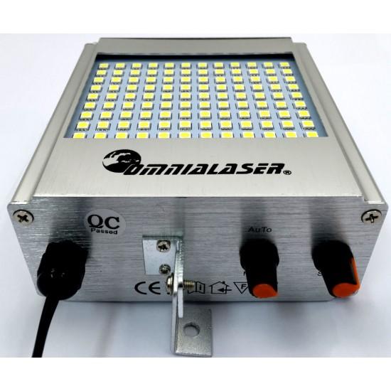 Effetto Luce Strobo Lampada Stroboscopica LED OL-ST320