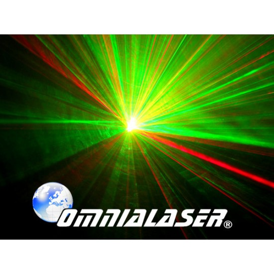 OFFERTA - Effetto Luce Laser Stellare OL-W200RG Wireless