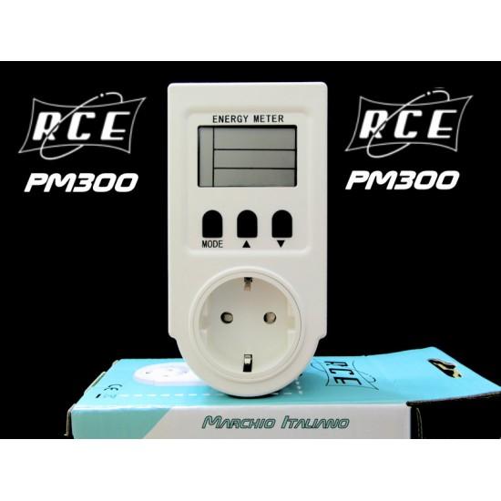 Misuratore Di Consumo Energia Elettrica RCE PM300 - Usato