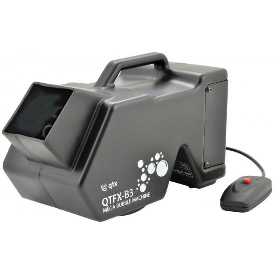 Macchina delle Bolle Mega B3 con telecomando