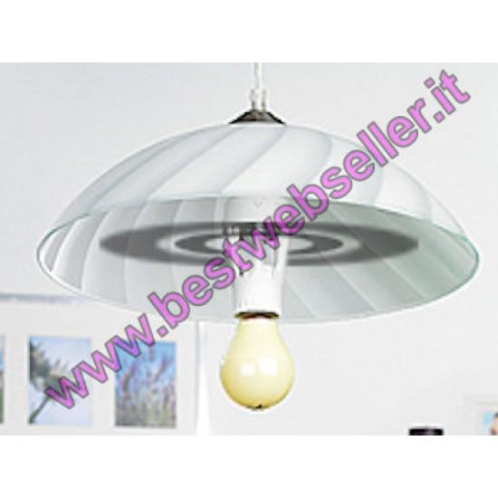 Sensore Di Movimento 360° & Di Luce - Per Lampadine E27
