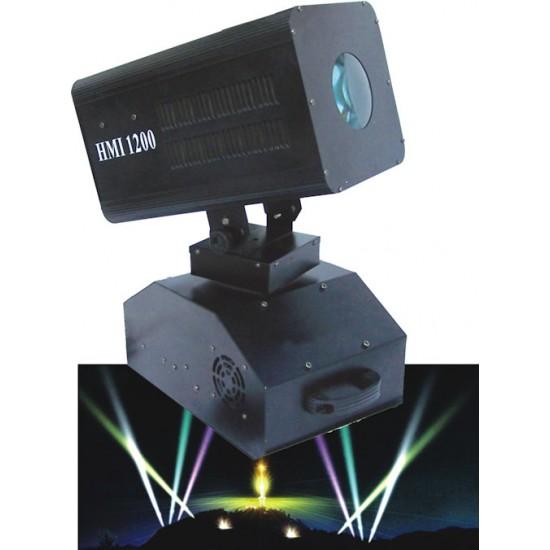 Faro da richiamo uso esterno Sky Beam 1200HMI lampada inclusa