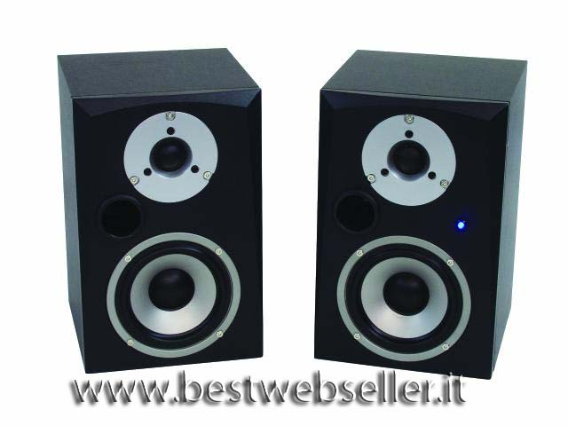 """OMNITRONIC PMM-4, 4"""" Studio monitors/coppia"""