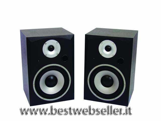 """OMNITRONIC PMM-8, 8"""" Studio monitors/coppia"""