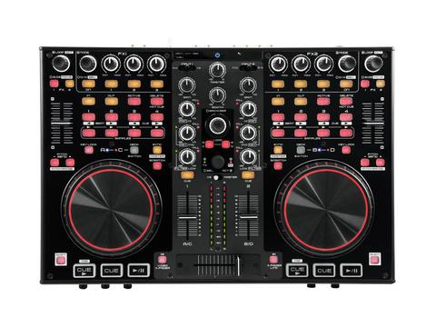 Interfaccia USB Virtual Dj Controller DDC-2000 VDJ