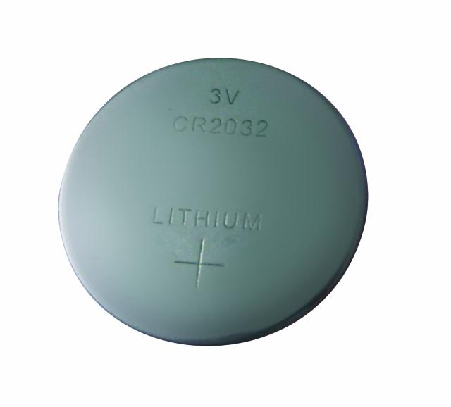 Button cell battery CR2025 3V