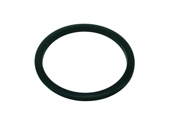 DIMAVERY Bass Drum Hole Black Plated