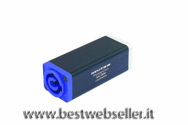 NEUTRIK PowerCon connection Adattatore