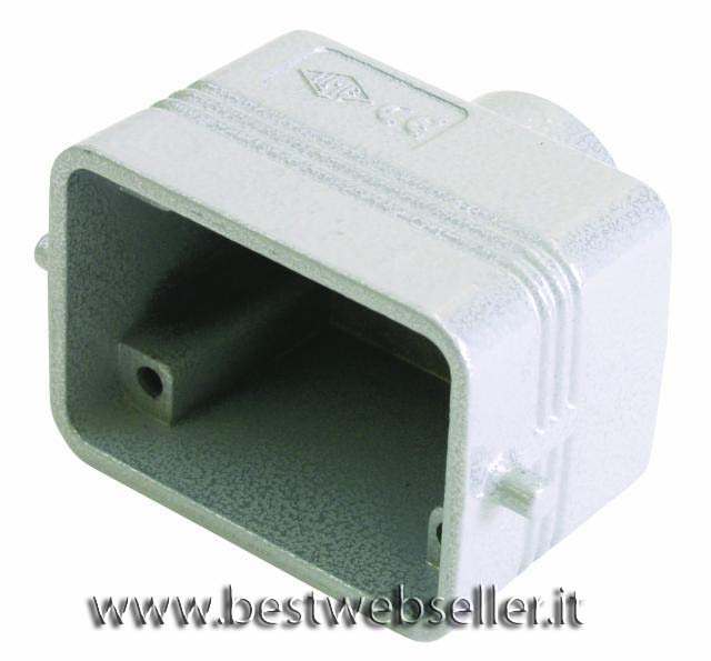 Socket casing per 6-pin, PG13,5, straigh