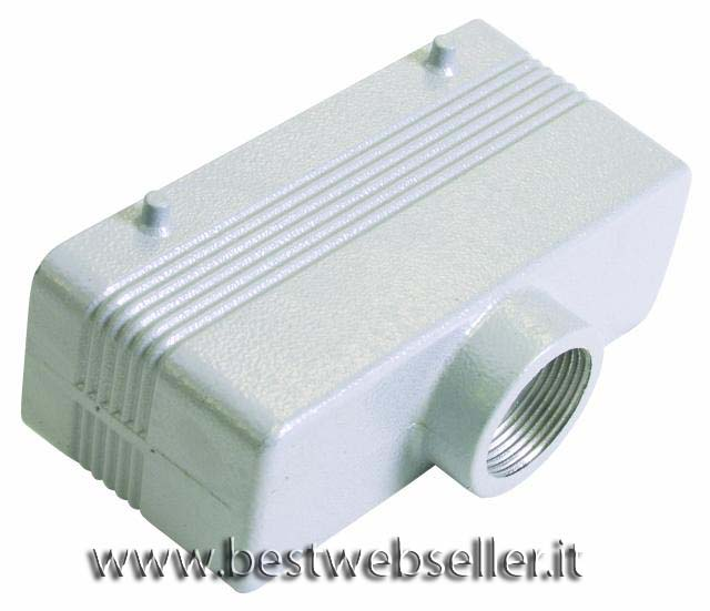 Socket casing per 24-pin, PG 21, straigh