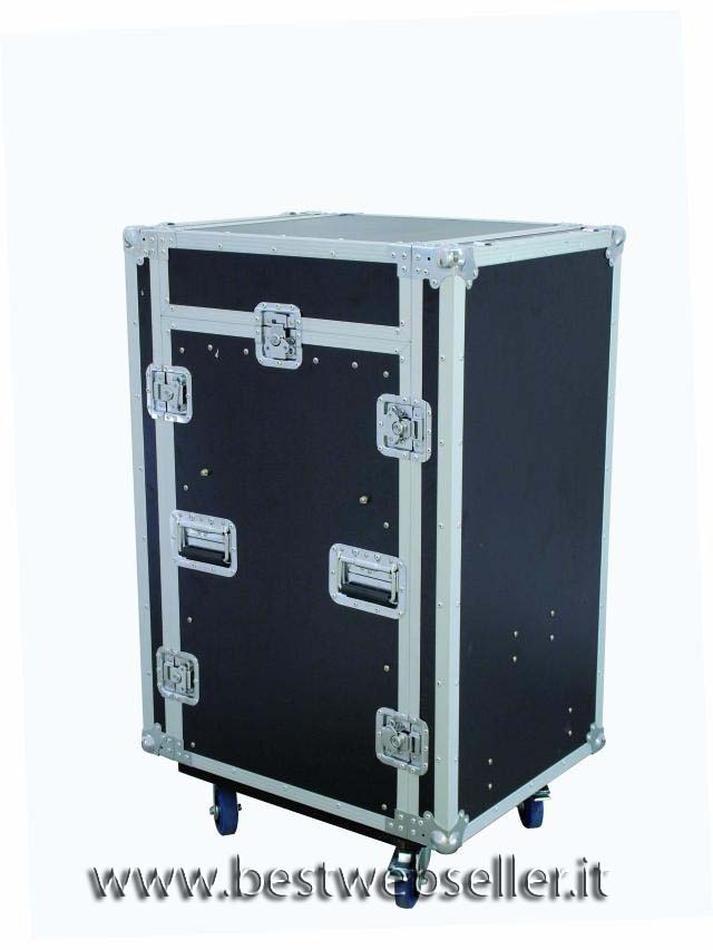 Special stage case TD-1 with castors