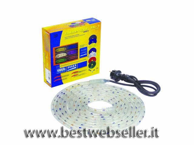 Tubo Luminoso RL1-230V multicolore 5m