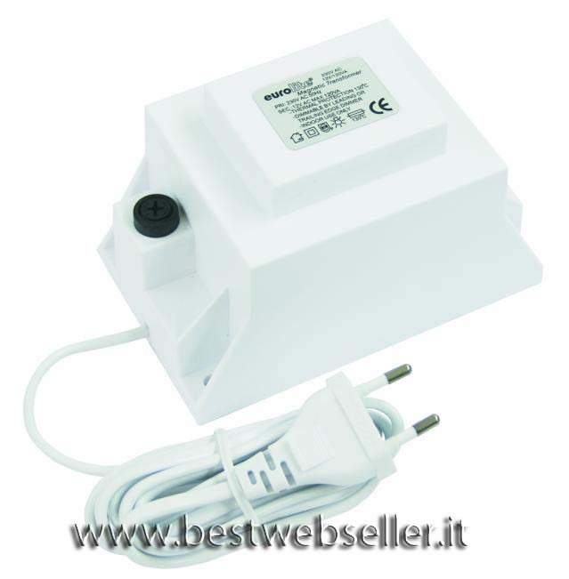 Transformer 12V/120VA, insulated housing