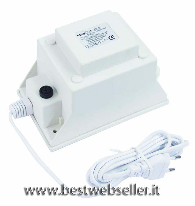 Transformer 12V/300VA, insulated housing