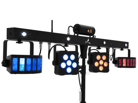Effetto Luce LED KLS Laser Bar PRO FX Light Set