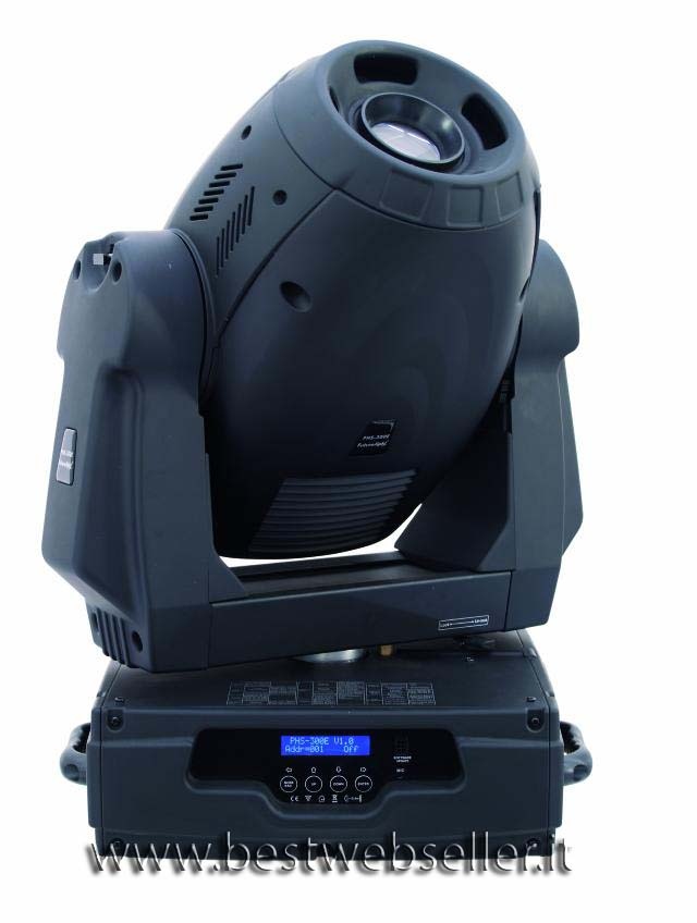 FUTURELIGHT PHS-300E PRO-Head Spot