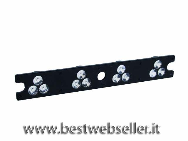 Lens kit NSP per LB-12 led bar (15°)