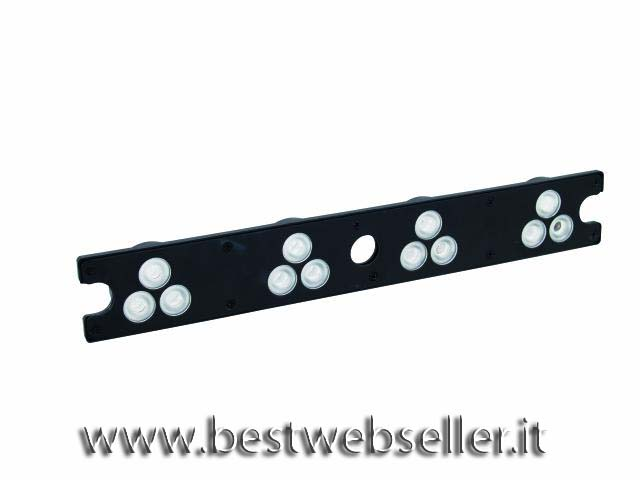 Lens kit WFL per LB-12 led bar (45°)