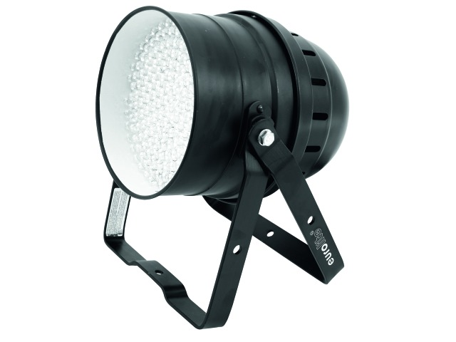EUROLITE LED PAR-64 RGB 10mm Floor colore nero