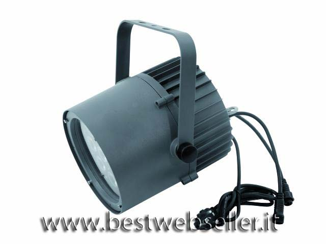 EUROLITE LED PAR-64 RGB IP65, 12x3W