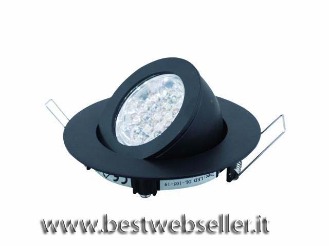 EUROLITE LED DL-105-19-BL-WW Ceiling ligh
