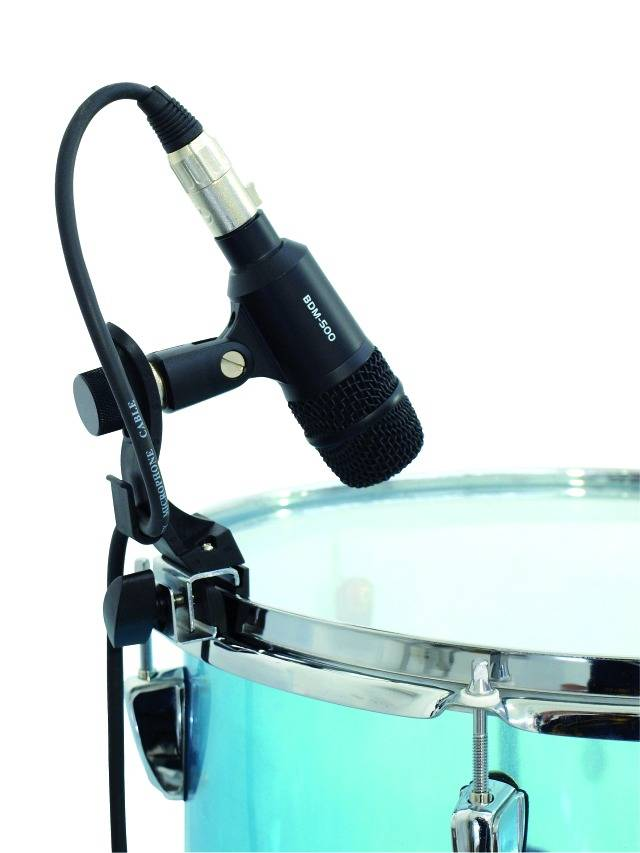 MDP-1 Microfono holder for drums