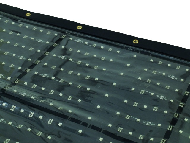 EUROLITE DF-40 LED display 92x92